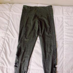 Target grey leggings